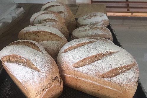 Vollkornbrot Wholemeal Bread 2 Stück x 500gr