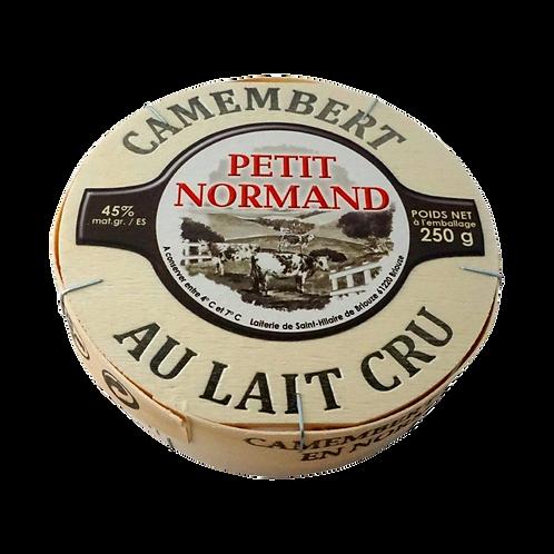 Camembert Petit Normand au lait cru 45% 2 x 250gr