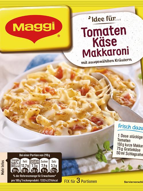 Maggi Fix Tomaten Käse Makkaroni für 3 Portionen