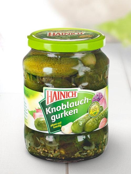 Hainich Knoblauch-Gurken 720ml