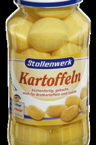 Stollenwerk Kartoffeln küchenfertig 660gr