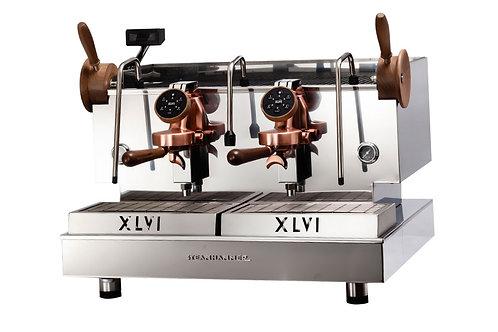 XLVI Electronic Steamhammer Professional Coffee machine