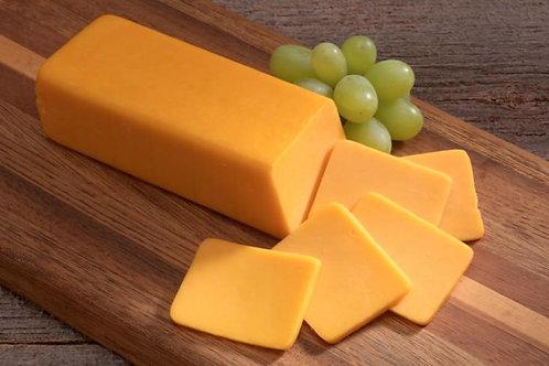 PAYSAN BRETON Red Cheddar ca. 3 Kg Block