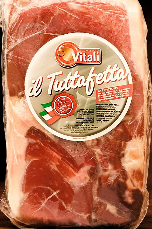 Vitali Prosciutto Crudo Raw Ham roher Schinken 5-6 Kg