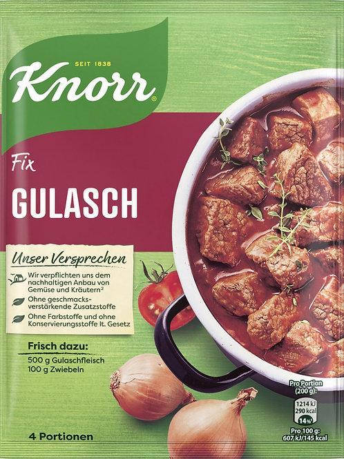 Knorr Fix Gulasch 2 x 46gr