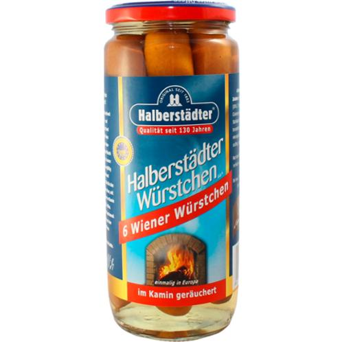Halberstaedter Wiener Würstchen 2 x 250gr