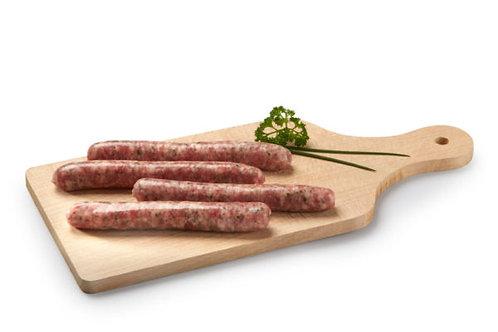 Chipolata Bratwurst mit Kräutern 1 Kg