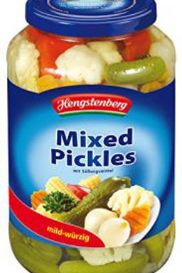 Hengstenberg Mixed Pickles 2650ml