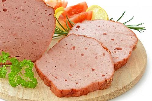 Fleischkäse in Scheiben portioniert 1 Kg