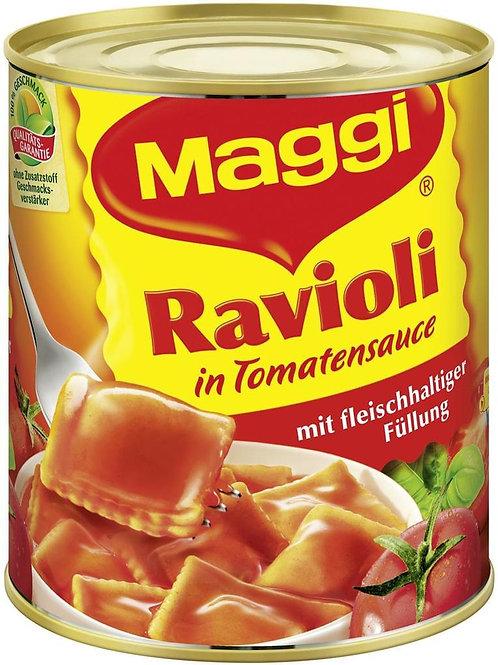 Maggi Ravioli in Tomatensauce 800gr