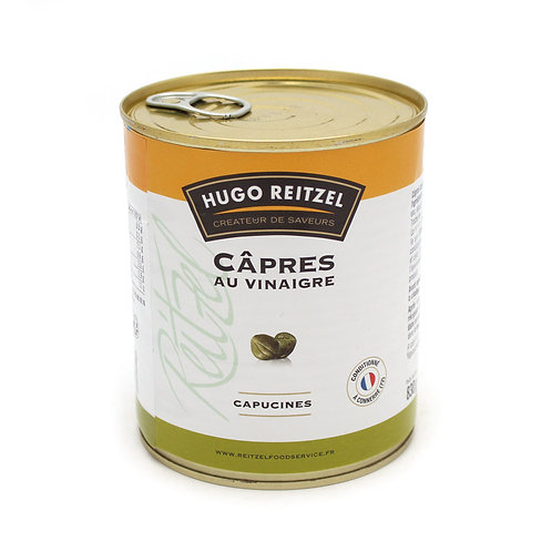 HUGO REITZEL KAPERN CÂPRES CAPUCINES 850ml