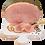 Thumbnail: Pfefferschinken Kochschinken mit Pfefferkruste sliced 2 x 100gr