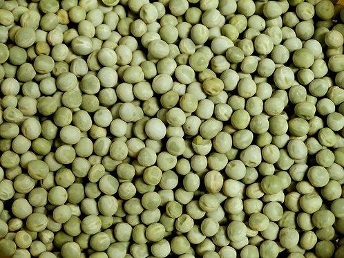 Grüne Erbsen getrocknet Dried green peas 1 Kg