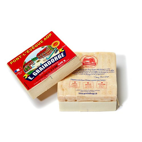 Pont L'Eveque Small Cheese 2 x 220g
