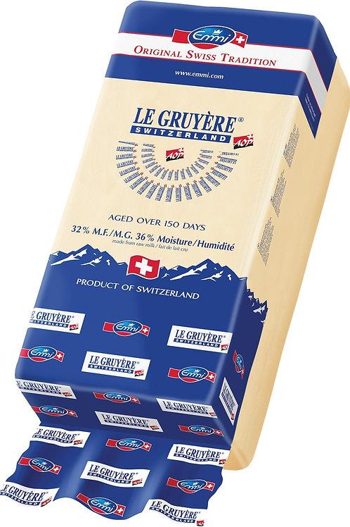 Emmi Gruyere Le Gruyere ca. 2 Kg Block