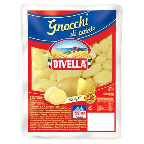 Divella Potato Gnocchi Di Patate 2 x 500gr