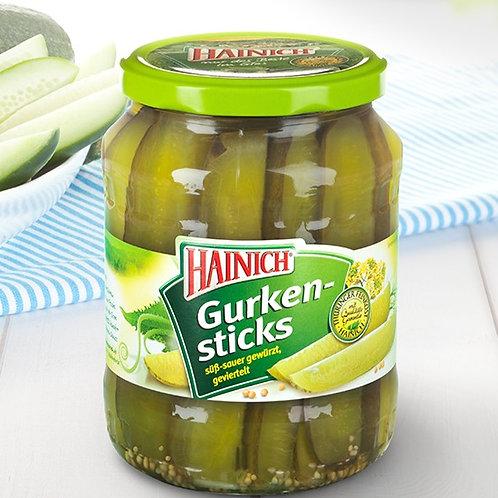 Hainich Gurken-Sticks 720ml
