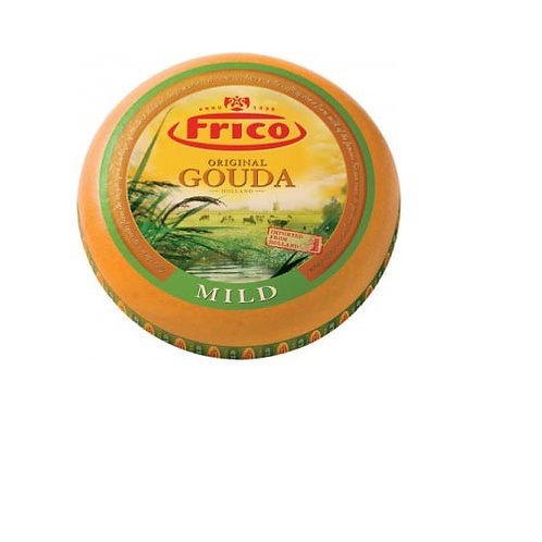 FRICO Gouda mild ca. 4 Kg Wheel