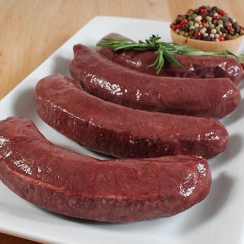 Boudin Noir franz. Blutwurst Black pudding french 1 Kg