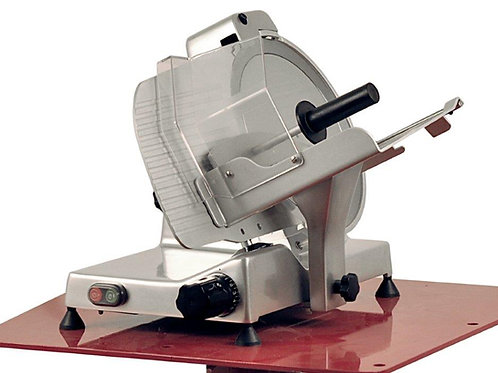 NOAW Gravity feed slicer Aufschnittmaschine 300GSA Simple Line