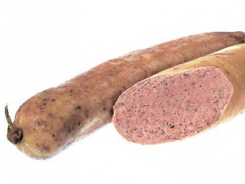 Hausmacher Leberwurst ca 500gr