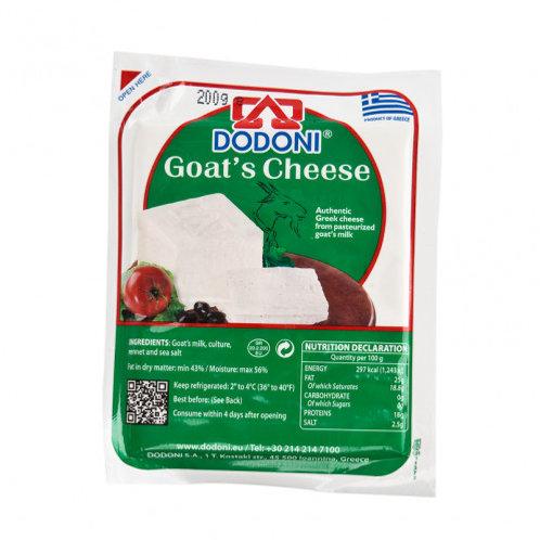 Dodoni FETA Käse Goat Feta Cheese 3 x 200gr