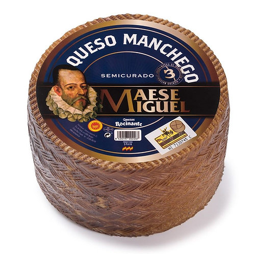 MANCHEGO MAESE MIGUEL D.O.P ~1 Kg