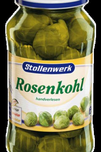 Stollenwerk Rosenkohl handverlesen 12x660gr