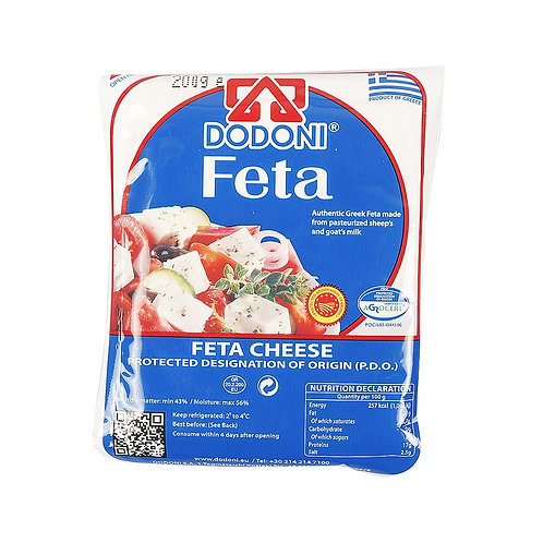 FETA Käse Feta Cheese Sheep and Goat 3 x 200gr
