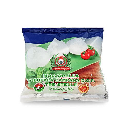 Tre Stelle's Mozzarella di Bufala - Büffelmilch Mozzarella 8 x 125g