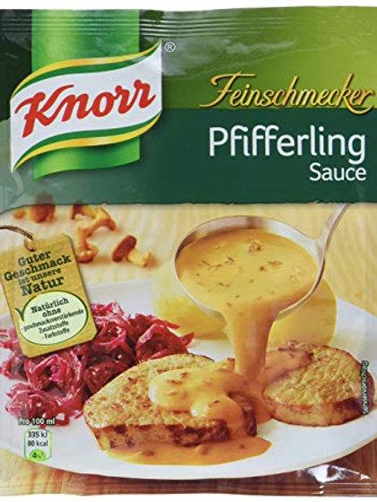 2x Knorr Feinschmecker Pfifferling Sauce 2 x 40gr
