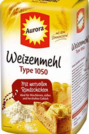Aurora Weizenmehl Typ 1050 1000gr
