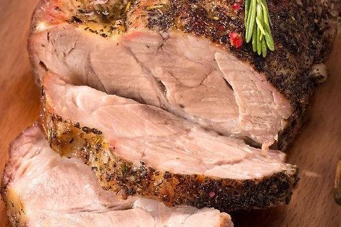 Schweinebraten in Scheiben mit Soße Tafelfertig 1 Kg