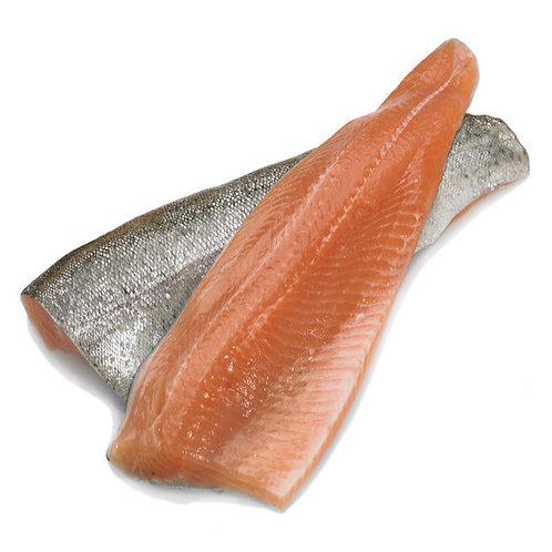 Trout Fillets Forellen Filets 4 Kg Box