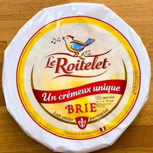 Brie Käse Cheese Le Roitelet creamy cremig 60%  1 kg