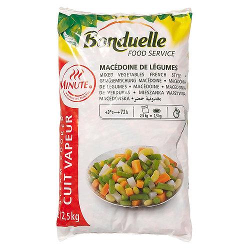 Bonduelle Mixed Vegetables Gemüsemischung 2,5 kg