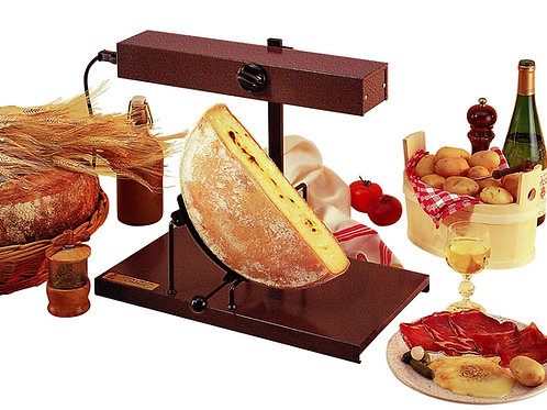 Alpage Raclette Grill Traditional half wheel section