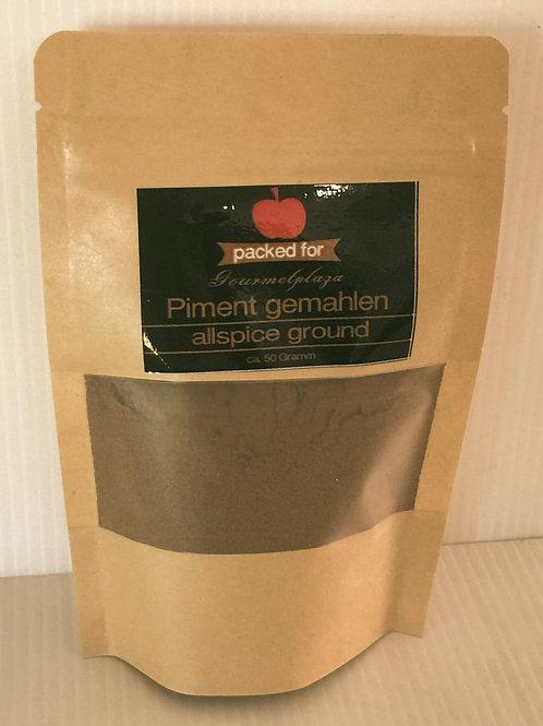 Piment gemahlen Allspice ground 50g