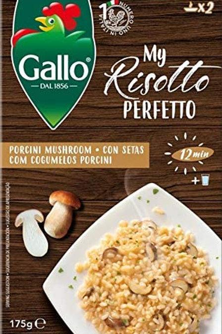 Gallo Risotto Pronto Pilze Mushroom 6 x 175g
