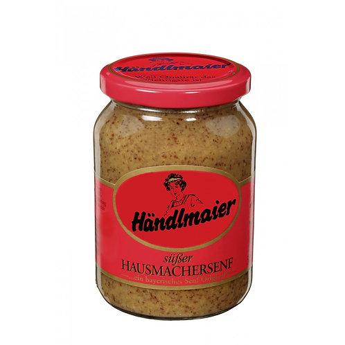 Händlmaier Suesser Hausmachersenf im Glas 330 ml