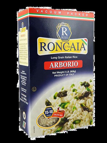 Roncaia Arborio Risotto Reis Rice 6 x 1Kg (6Kg)
