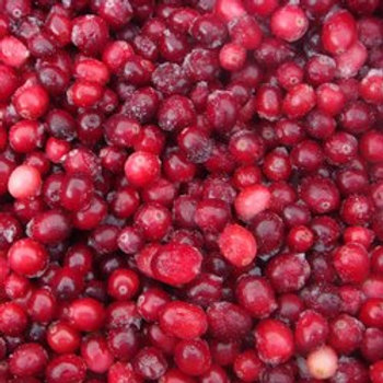 Preiselbeeren gefroren Cranberries frozen 1 Kg Pack