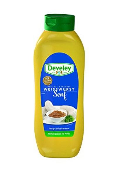 DEVELEY Original Muenchner Weisswurst Senf  875 ml