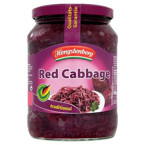 Hengstenberg Rotkohl Red Cabbage 12x720ml