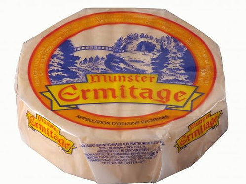 ERMITAGE Munster Käse AOP 27%  2 x 125g