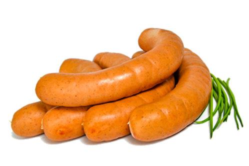 Schinken Fleischwurst im Ring 1 Kg Premium Qualität