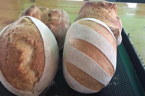 Französisches Landbrot French Country Bread 2 Stück