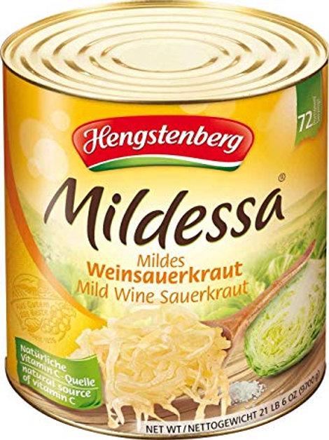 Hengstenberg Mildessa Weinsauerkraut 2 x 850ml