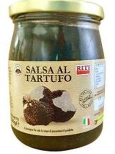 Salsa al Tartufo - Black Truffle Trüffel Sauce 500gr