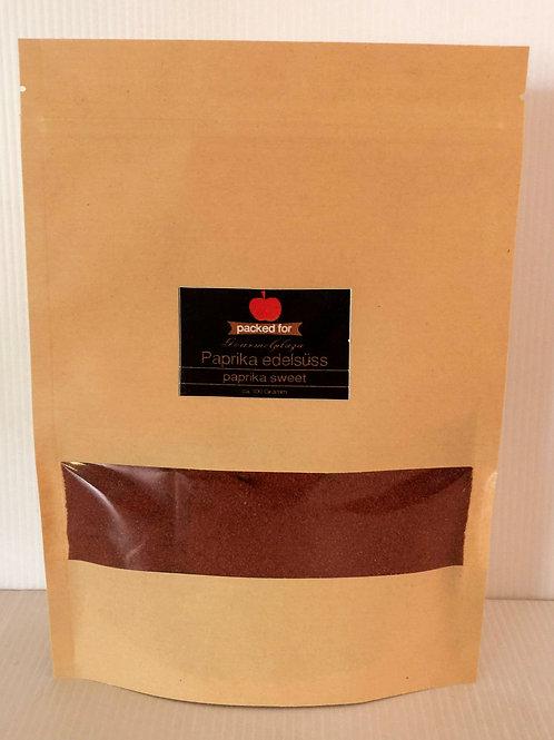Paprika edelsüß Paprika sweet 100g